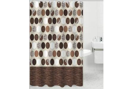 Штора для ванной комнаты Rosenberg RPE-730016