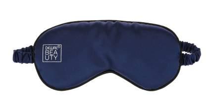 Маска для сна Dewal Beauty DBM13 синяя