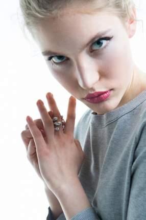 Кольцо женское Nina Ford EN0530 серебристое