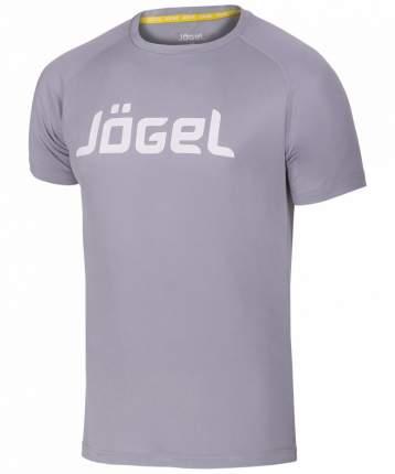 Футболка Jogel JTT-1041, grey, 3XL INT