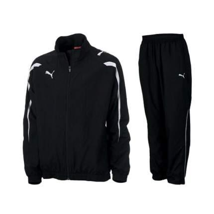 Спортивный костюм Puma PowerCat 5.10 Woven, black/white, M INT