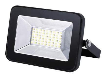 Прожектор LED 20W 6500K IP65 плоский черный IONICH 46748