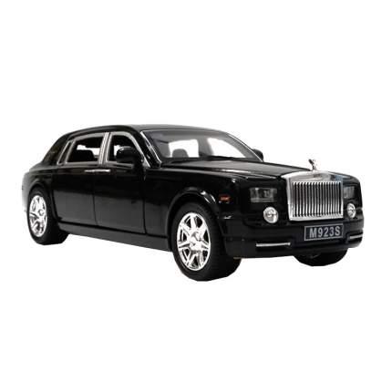 Коллекционная модель машины представительский седан RR инерционная 20.5см , цв. черный