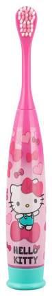 Детская зубная электрическая щетка Firefly SmileGuard Hello Kitty Turbo Power Max