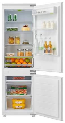 Встраиваемый холодильник Midea MRI7217 White