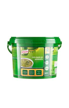 Суп-пюре Knorr шпинат 1.6 кг
