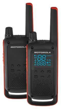 Комплект из двух радиостанций Motorola T82 (TALKABOUT)