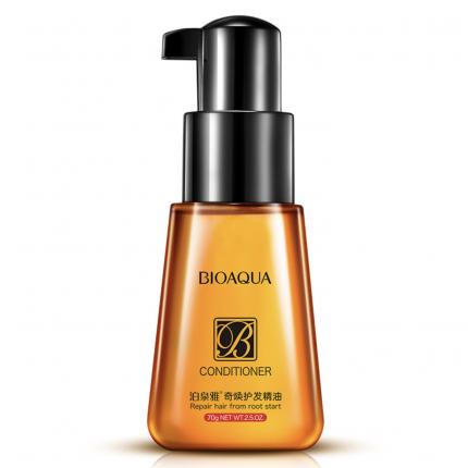 Масло для волос BioAqua Для гладкости и блеска волос 70 мл