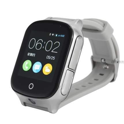 Детские смарт-часы Smart Baby Watch A19 Silver/Gray
