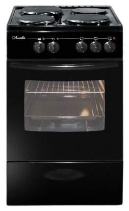 Электрическая плита Лысьва ЭП 301 СТ Black