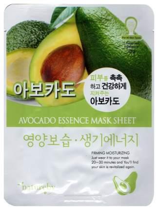 Маска для лица Natureby Avocado Essence Mask Sheet 23 г