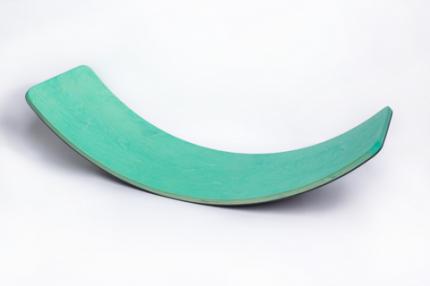 Балансборд для детей Bodobo зеленый пробка