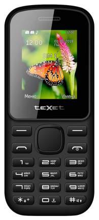 Мобильный телефон teXet TM-130 Black