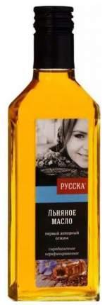 Масло Русска льняное 250 г