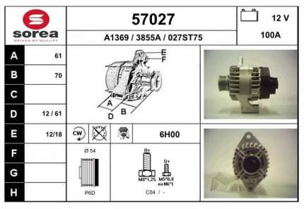Генератор EAI 57027