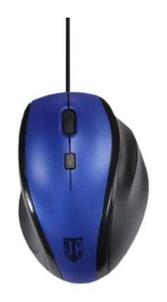Проводная мышка Jet.A Comfort OM-U59 Blue/Black