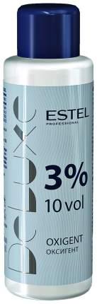 Проявитель Estel Professional De Luxe Oxigent 3% 60 мл