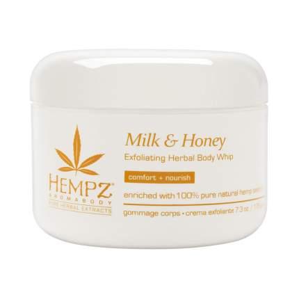 Скраб для тела Hempz Milk & Honey Herbal Sugar Body Scrub 176 г