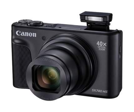 Фотоаппарат цифровой компактный Canon PowerShot SX740 HS Black