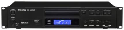 CD-проигрыватель Tascam CD-200BT Black