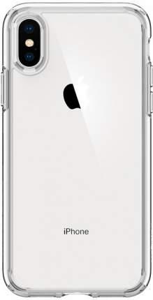 Чехол Spigen Ultra Hybrid (063CS25115) для iPhone X/Xs (Crystal Clear)