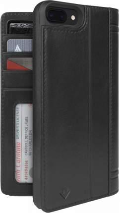 Чехол-книжка Twelve South Journal (12-1665) для iPhone 6 Plus/6S Plus/7 Plus/8 Plus Black