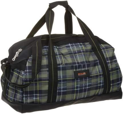Дорожная сумка Grizzly TU-800-4 зеленая 30 x 37 x 62
