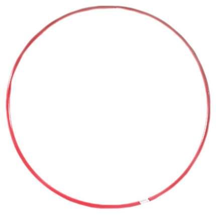 Гимнастический обруч Shantou Gepai Хулахуп 75 см красный
