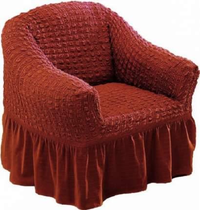 Чехол на кресло Bulsan кирпичный