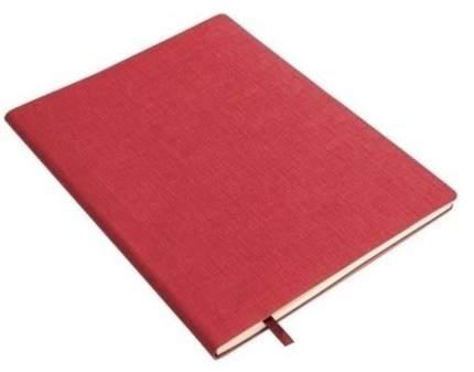 """Тетрадь """"New Wave"""" А4, 80 листов, в клетку, красная"""