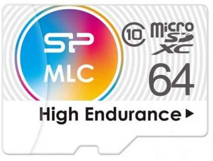 Карта памяти Silicon Power Micro SDXC High Endurance 64GB