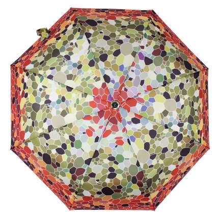 Зонт-полуавтомат Zemsa 102115 зеленый