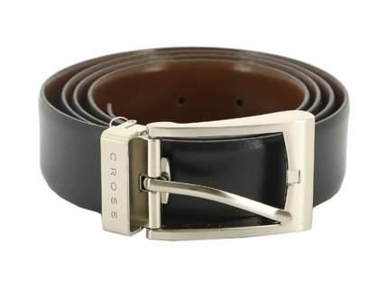 Ремень мужской Cross AC308414-XL коричневый/черный 117 см