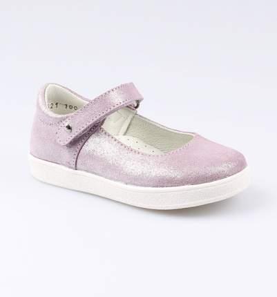 Туфли Котофей для девочки р.26 332106-21 розовый