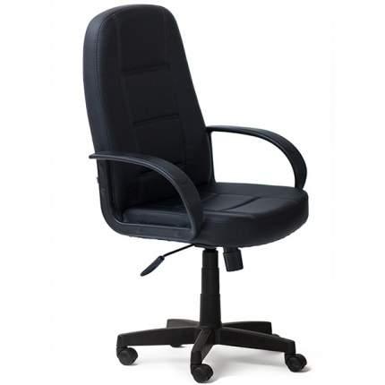 Кресло TetChair СН747 кожзам,черный