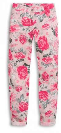 Брюки для девочки Pelican розовый р.128