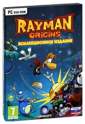 Игра для PC Ubisoft Rayman Origins, Коллекционное издание