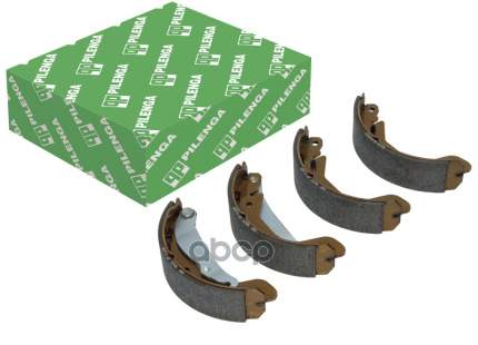 Комплект тормозных колодок PILENGA BSP8835