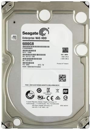 Внутренний жесткий диск Seagate Enterprise NAS 6TB (ST6000VN0001)