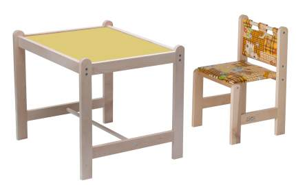 Комплект детской мебели Woodlines Каспер бежевый