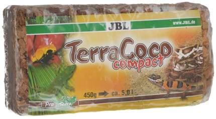 Субстрат для террариума JBL TerraCoco Compact 500г кокосовый