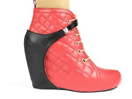 Автопятка Heel Mate для женской обуви на низкой танкетке кожа