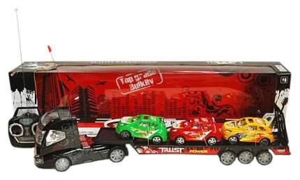 Радиоуправляемый грузовик Lian Sheng 8897-81 1\32 на радиоуправлении