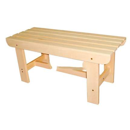 Скамейки для бани Лесодар ЛП002