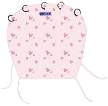 Накидка от солнца Dooky-Xplorys Pink Heart
