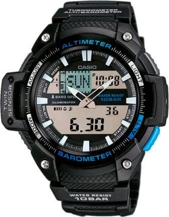 Наручные часы кварцевые мужские Casio Collection SGW-450H-1A