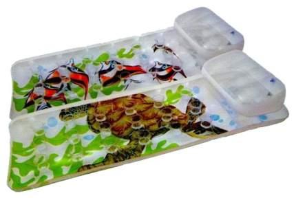 Надувной матрас с подушкой Intex