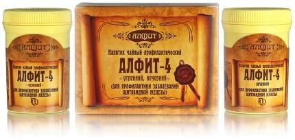 Чайный напиток Алфит-4 для профилактики заболеваний щитовидной железы 60 брикетов х 2 г