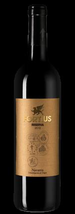Вино Fortius Reserva, Bodegas Faustino, 2010 г.