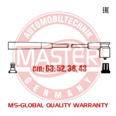 Комплект проводов зажигания MASTER-SPORT 2111-32-SET/4/-MS